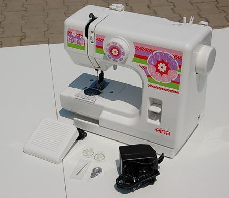 šicí stroj Elna Mini Opal (dětský)-2