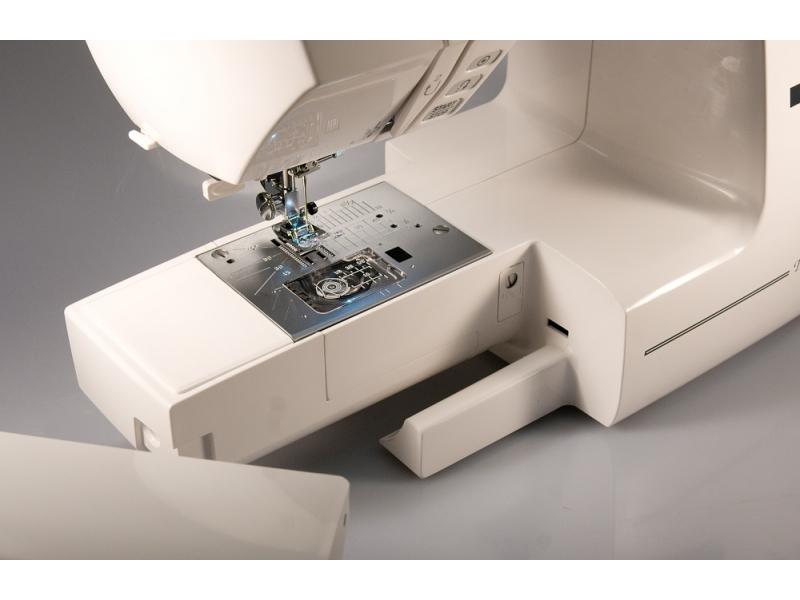 šicí stroj Janome 607 TXL+ přídavný stolek-8