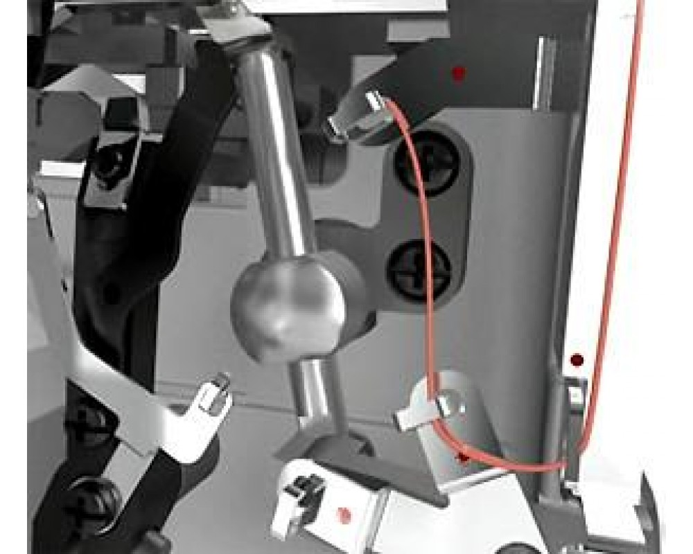 overlock Pfaff Hobbylock 2.0  + sada kvalitních jehel Organ ZDARMA-5