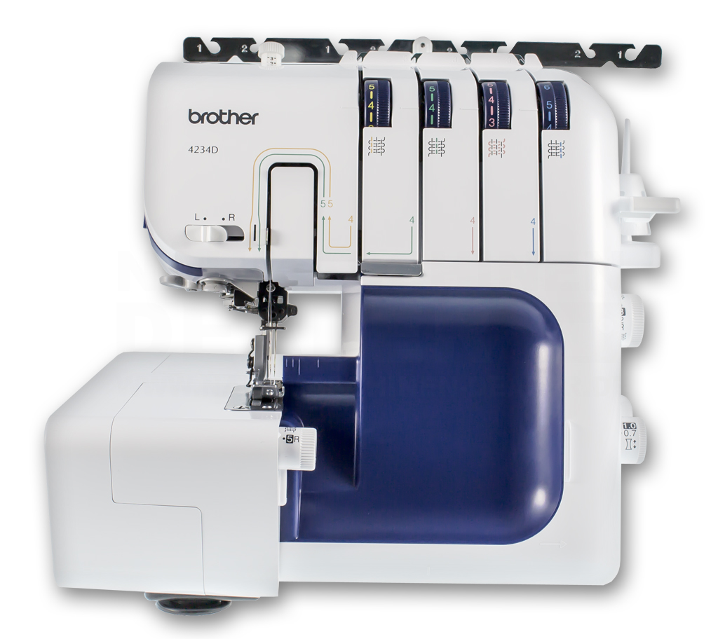 overlock Brother M 4234 D-6