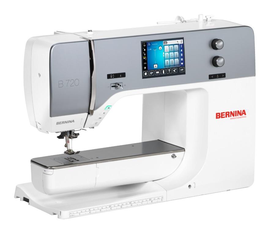 šicí stroj Bernina 720 + záruka 5let-7