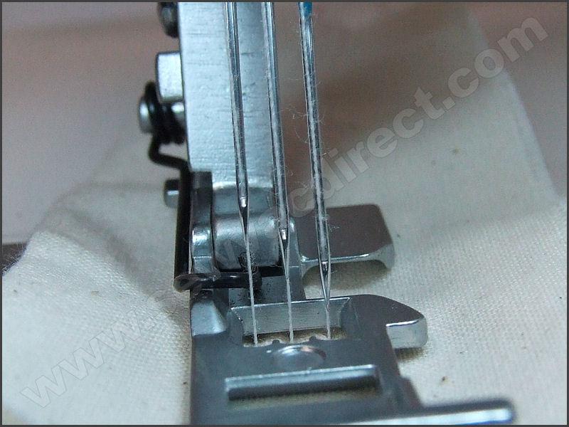 overlock coverlock Singer 14T968-2