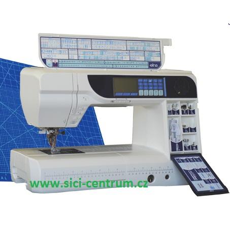 šicí stroj Elna eXcellence 760 PRO + dárek-2