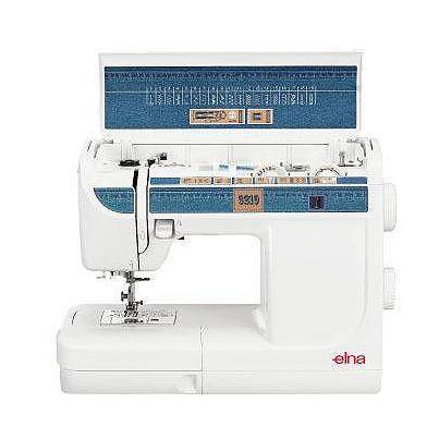šicí stroj Elna Jeans 3210 + dárek-1