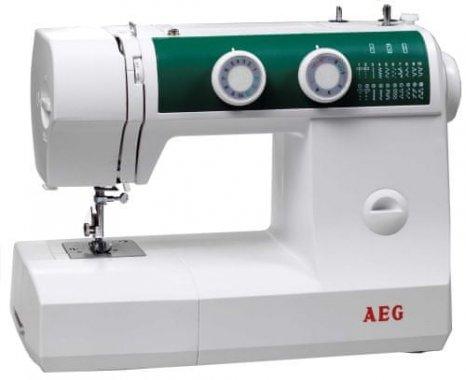 repasovaný šicí stroj AEG 791 / 21programů