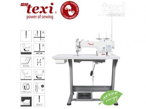 průmyslový šicí stroj TEXI WALKER automat