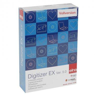 soft.Elna Digitizer Ex V5.0