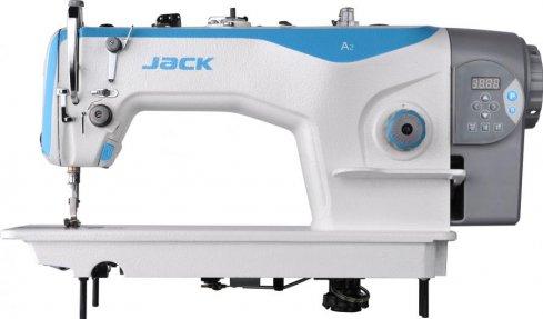 Jack A2 1-jehlový šicí stroj s odstřihem,polohováním jehly