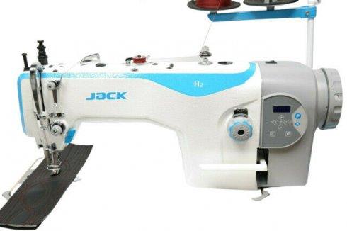 Jack JK-T6380BC-Q spodní a horní podávání, velký chapač