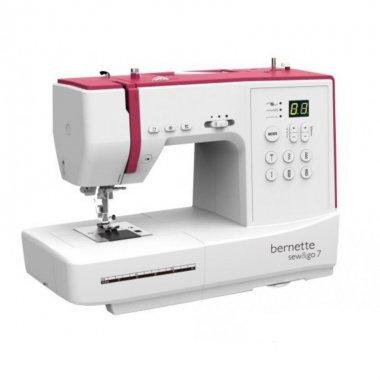 Bernette swiss Design Sew&Go 7