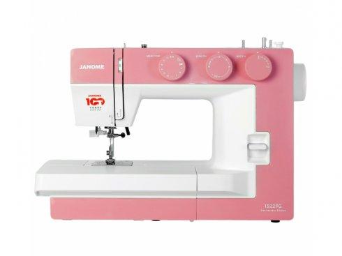 šicí stroj Janome 1522 PG (růžová)