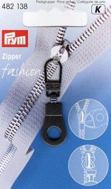 přívěšek na zip - karabinka 482138