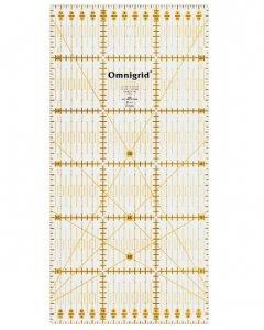 patchworkové pravítko 15x30cm Omnigrid