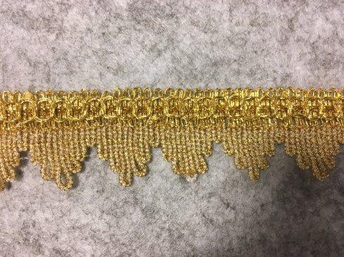 prýmek leonský šíře 35mm zlatý
