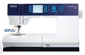 šicí stroj Pfaff Expression 3.5 + 3roky záruka