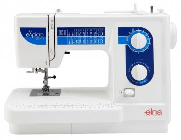 šicí stroj Elna eXplore 320 + dárek