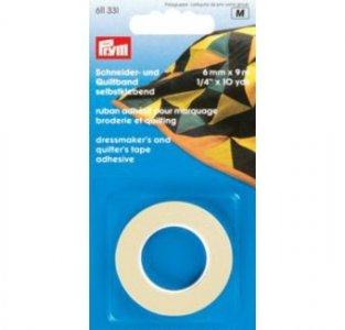 přidržovací pásky 6mmx9m pro quilt