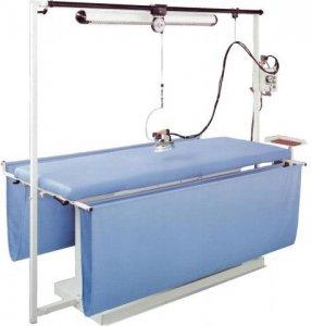 žehlící stůl Comel MP/F/T 200x75cm 7l/4kW