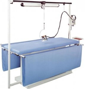 žehlící stůl Comel MP/A/T 250x75cm bez vyvíječe