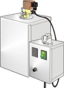 rozdělovač páry a kondenzátu Comel