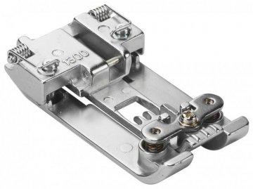 coverlocková patka pro všívání flitrů na niti