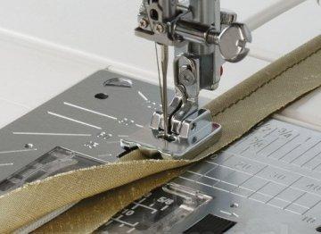 Patka kedrovací pro všívání výpustků (pro stroje s podavačem 9mm)
