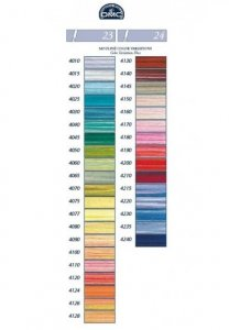 bavlnka Mouliné Color Variations DMC - art 417