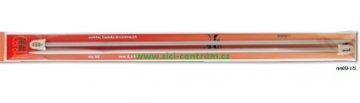 pletací jehlice 3,5mm/35cm 2ks
