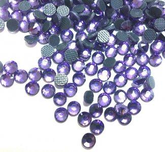 4mm nalepovací kameny broušené tanzanite