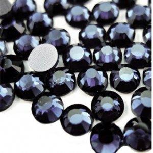 5mm nalep.kamínky broušené montana = tm.modré