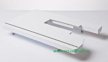 přídavná plocha (quiltovací stolek)na šití pro Brother V5/V7