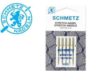 jehla stretch 705H/65x5ks Schmetz