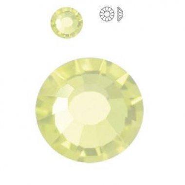 5mm nalep.kamínky broušené jonquil = sv.žlutá