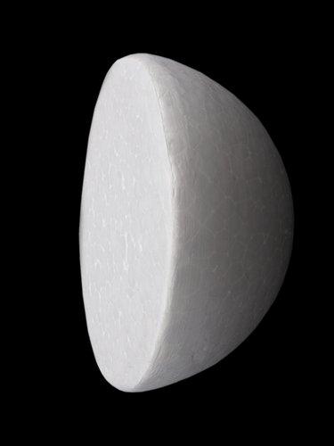 styropor polystyren polokoule 95mm-