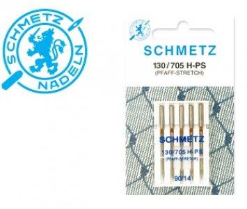 jehla stretch 130/705H/90 5ks Schmetz Pfaff