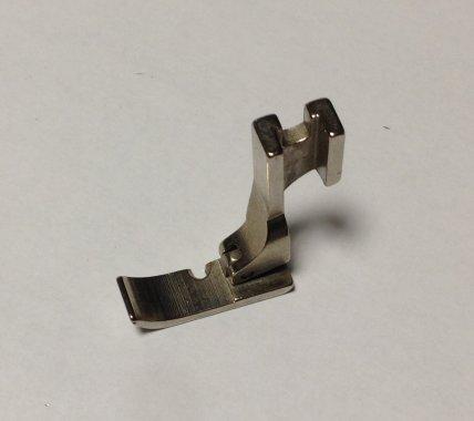 patka zipová-P36 pravá kovová široká 8mm