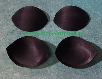 košíčky do šatů PUSH v.80 černé