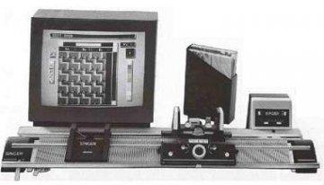 Computer 9000*PC k pletacímu stroji-