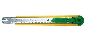nůž odlamovací 9mm plastový Topex