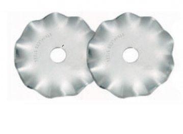 Náhradní řezací kolečko 28mm - 2ks wave