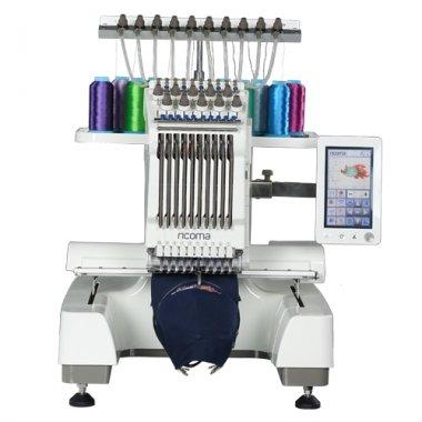 průmyslový vyšívací stroj RCM-1501TC-7S /15-ti jehlový,7inchdotykový displej
