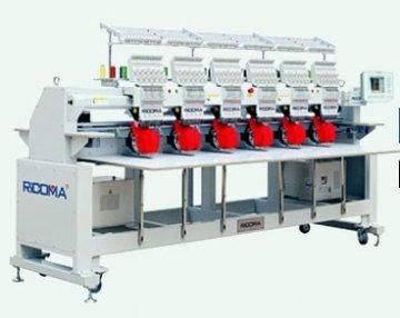 průmyslový vyšívací stroj CHT-1506 C¨/6-ti hlavý, 15-ti jehlový, 10