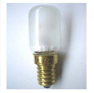 žárovka E14 235V/15W závit matná