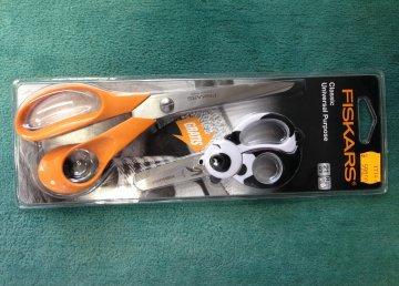 nůžky FISKARS 9853 univerzální 21cm + dětské nůžky