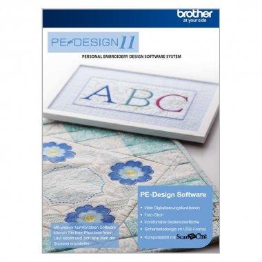 vyšívací software Brother PE Design 11