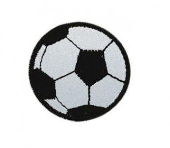 reflexní nažehlovačka fotbalový míč 38mm