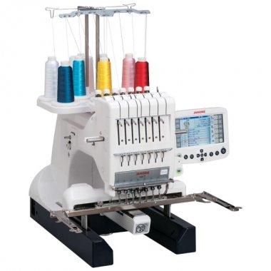 vyšívací stroj Janome MB-7 + dárek