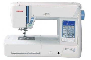 šicí stroj Janome Skyline S5 + dárek