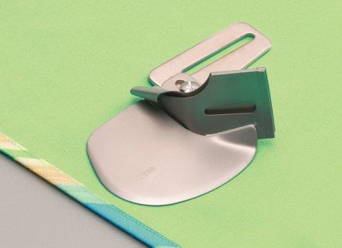 patka pro všívání pásku(40mm) pro olemování BLE8-S5