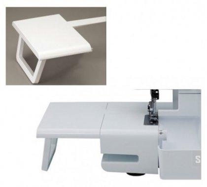 přídavný stolek pro overlock Brother 2104D